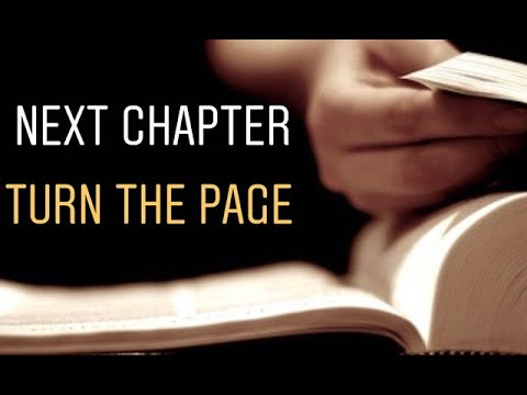 Next Chapter - Turn The Page