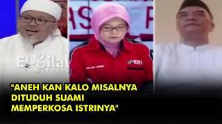 Tengku Zulkarnain vs Ace Hasan Soal RUU PKS