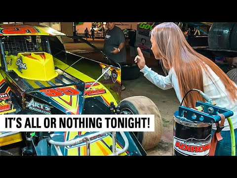 Championship Night At Albany Saratoga Speedway - dirt track racing video image
