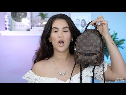 What's In My Tiny Backpack | Nicole Guerriero - UCz0Qnv6KczUe3NH1wnpmqhA