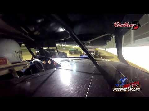 #83 Matthew Shenberger - Usra Modifed - 10-16-2021 Outlaw Motor Speedway - In Car Camera - dirt track racing video image