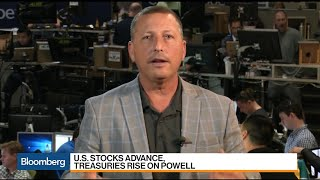 Stocks Will Fall 3%-5% If Fed Cuts by 50 Basis Points, Prosper Trading's Bauer Says