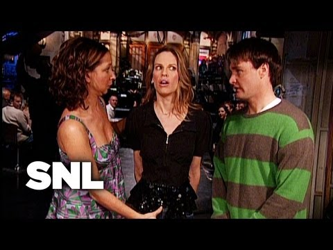 Hilary Swank Monologue at Saturday Night Live