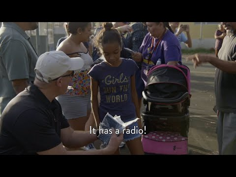 20000 Messengers to Puerto Rico - In Touch Stories