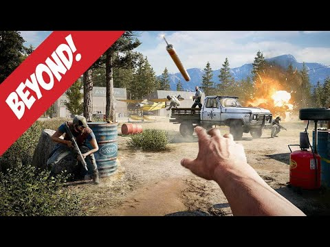 Where Does Far Cry 5 Rank In The Far Cry Series? - Beyond 537 Teaser - UCKy1dAqELo0zrOtPkf0eTMw