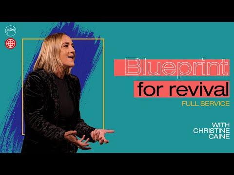 Blueprint for Revival  Christine Caine  Hillsong Church Online