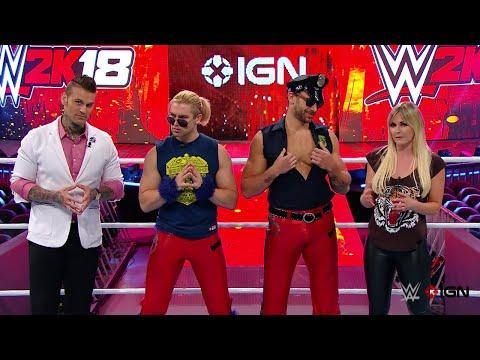 WWE 2K18 Roster Reveal Part 4 - UCKy1dAqELo0zrOtPkf0eTMw