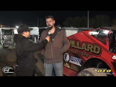 Cody Mcpherson | Cornwall Motor Speedway Fall Showdown Weekend - dirt track racing video image