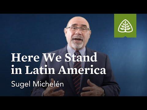 Sugel Micheln: Here We Stand in Latin America