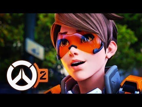 "Overwatch 2 - Official Announcement Cinematic Trailer | ""Zero Hour"" 