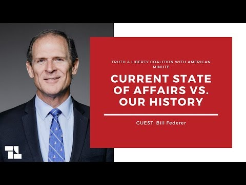 William Federer on Truth and Liberty Livecast - November 4, 2019