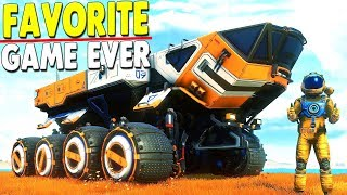 [LIVE🔴] NEW UPDATE ON FAVORITE GAME EVER MADE - Exploring with New Ships   No Man's Sky Gameplay