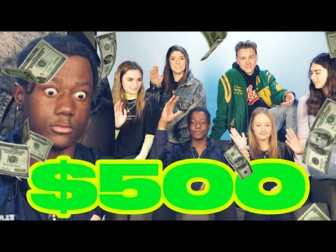 7 Youth Decide Who Gets $500  Elevation Youth
