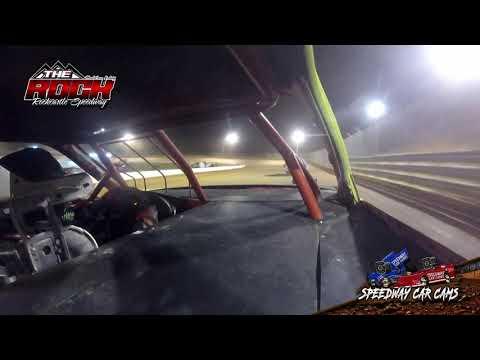 #328 Matthew Hargis - Hornet - Rockcastle Speedway - InCar Camera - dirt track racing video image