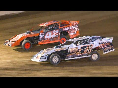 RUSH Pro Mod Feature | Bradford Speedway | 8-15-21 - dirt track racing video image