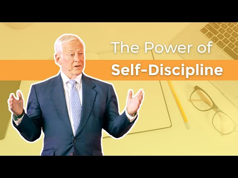 How to Use the Power of Self-Discipline  Brian Tracy