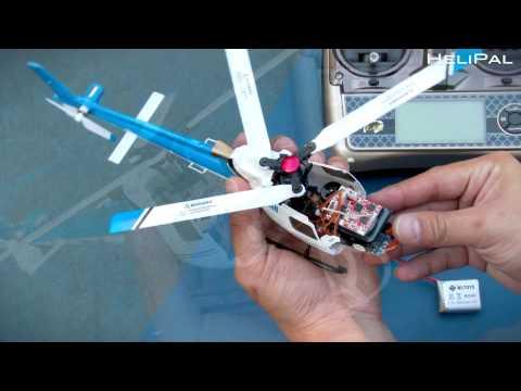 "WL V931 ""AS350"" Micro Helicopter Outdoor Flight - HeliPal.com - UCzBd-289owXoR9jwcCau84Q"