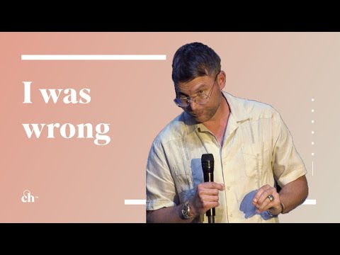 I Was Wrong // Judah Smith