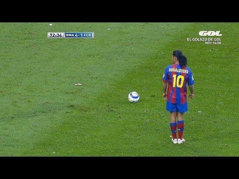 Ronaldinho: 14 Ridiculous Tricks That No One Expected - UC67uywJ2PNhw6yf6bx6PzmQ