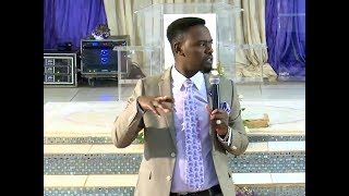 MOMENTS OF DELIVERANCE AND PROPHECY by Prophet Andries
