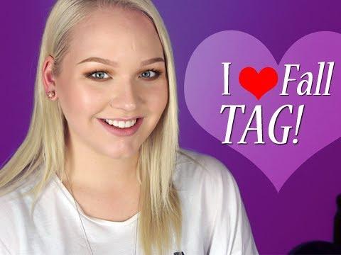I ♡ Fall Tag! - UCzTKskwIc_-a0cGvCXA848Q