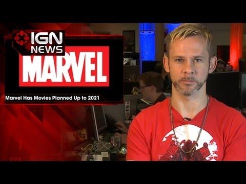 IGN News - Marvel Studios Has Movies Planned Up to 2021 - UCKy1dAqELo0zrOtPkf0eTMw