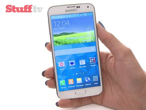 Samsung Galaxy S5 review - the most feature-packed phone on the planet - UCQBX4JrB_BAlNjiEwo1hZ9Q