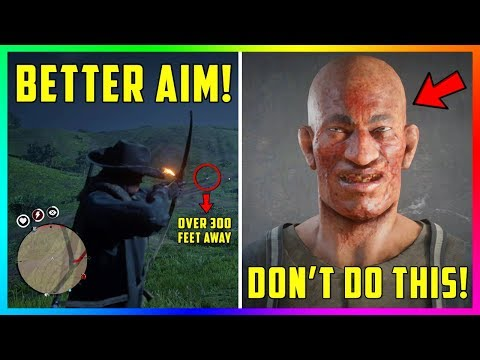 10 HUGE Mistakes That 99% Of ALL Red Dead Online Players Make That You Need To Avoid! (RDR2) - UC0PMQXAwF6O6aeTpv962miA