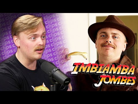 Gus Johnson Opens Up About Creating Imbiamba Jombes, Why Sketch Comedy & More