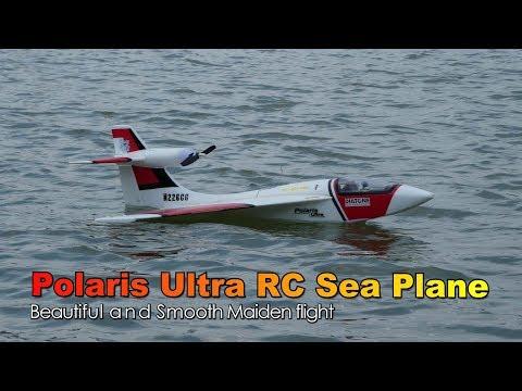 RC Lander Polaris Ultra EPO 864mm Wingspan RC Seaplane - UCsFctXdFnbeoKpLefdEloEQ