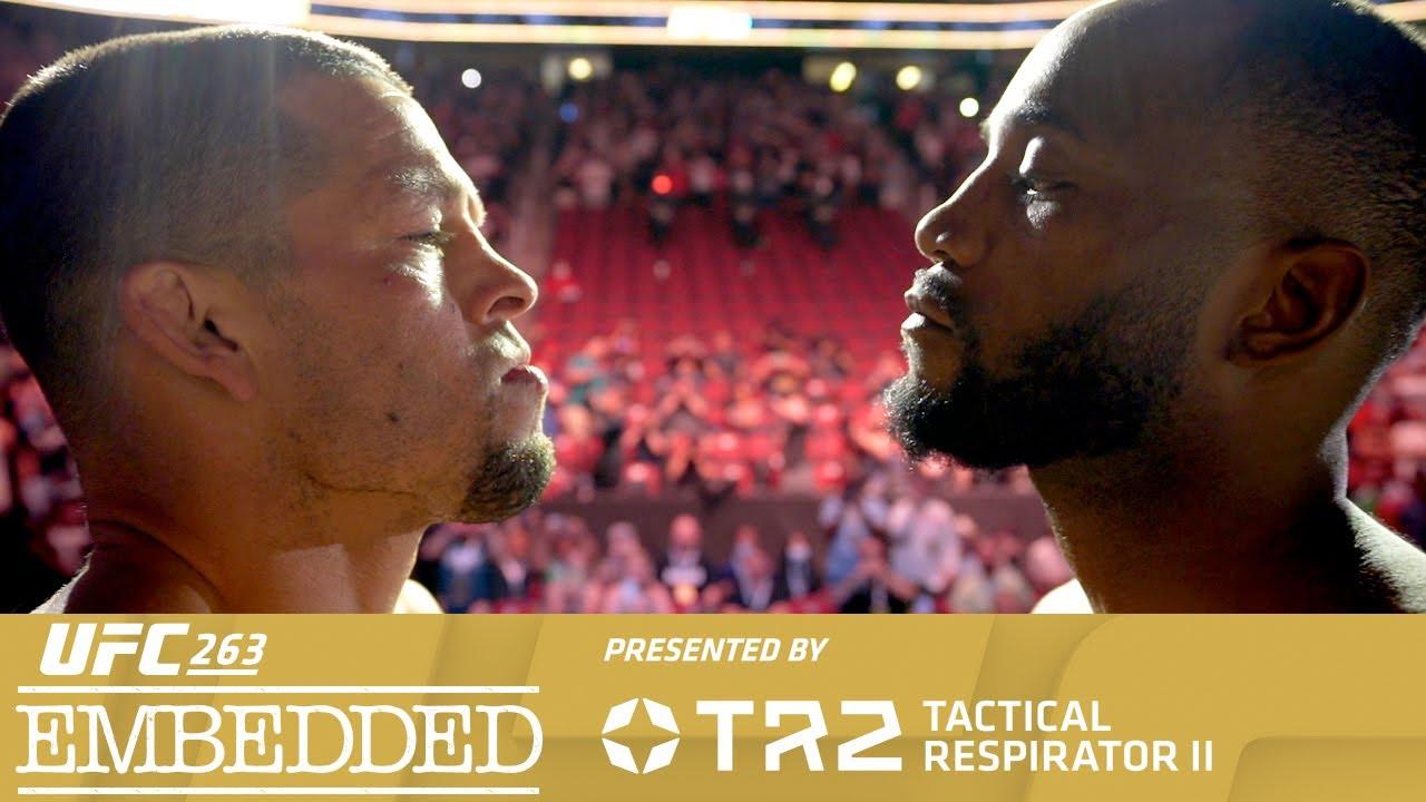 UFC 263 Embedded: Vlog Series – Episode 6