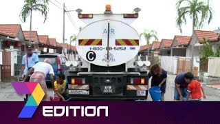 Water Disruption | Klang Valley Fresidents To Face Water Disruption Again