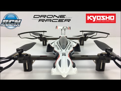 Kyosho Drone Racer - Unboxed and 1st Flight! - UCSc5QwDdWvPL-j0juK06pQw