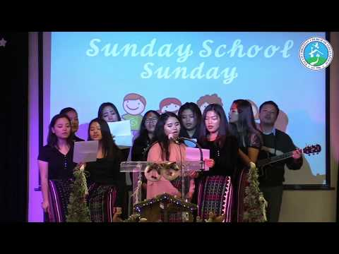 FCCI CE SUNDAT 2019  CE TEACHERS GROUP SONG