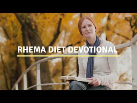 STIR UP YOUR FAITH BY WATCHING THIS VIDEO - RHEMA DIET DEVOTIONAL
