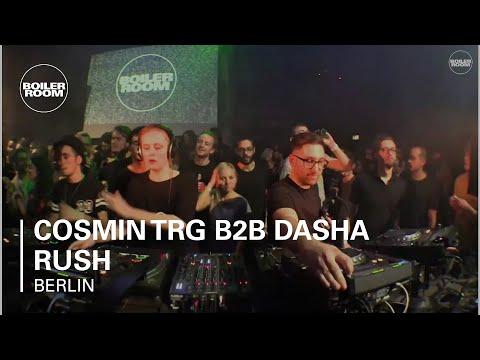 Cosmin TRG b2b Dasha Rush Boiler Room Berlin 5th Birthday DJ Set - UCGBpxWJr9FNOcFYA5GkKrMg