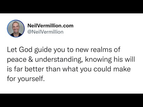 The Finished Product You Desire - Daily Prophetic Word