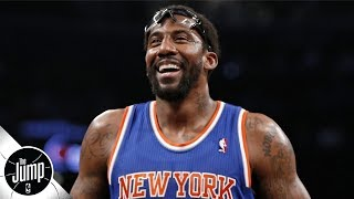 Amar'e Stoudemire is considering a comeback   The Jump