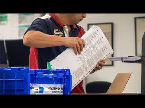 Bầu cử Arizona, Florida, Georgia vẫn chưa có kết quả chính thức