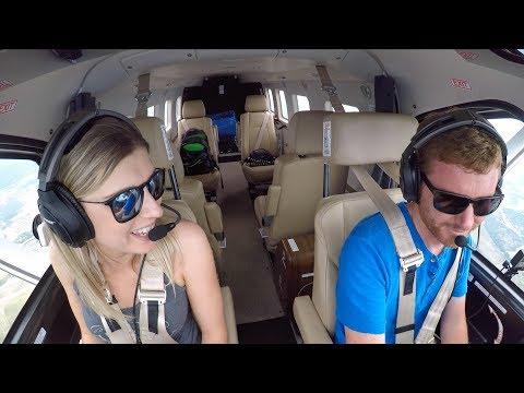 SHE IS A COOL CO-PILOT - Flying the KODIAK to Sun N Fun! - UCT4l4ov0PGeZ7Hrk_1i-5Ug
