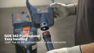 Tolmueemaldustarvikud Bosch GDE Max