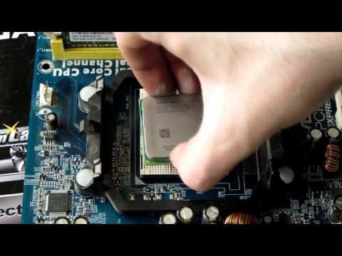 Замена термопасты и установка процессора - UC0ZuMzDlX_ZI56Ub2GthccQ