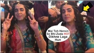 Ayushmann Khurrana FUNNY Video Wearing Female DRESS During Dream Girl Movie Promotion
