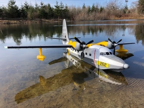Hobbyking Avios Grumman ALBATROSS 1620mm MAIDEN FLIGHT!! - UCLqx43LM26ksQ_THrEZ7AcQ