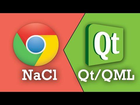 Compile Qt