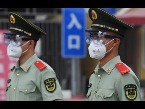 Breaking: Beijing Virus Emergency Levels In China