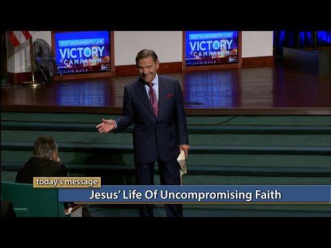 Jesus Life of Uncompromising Faith