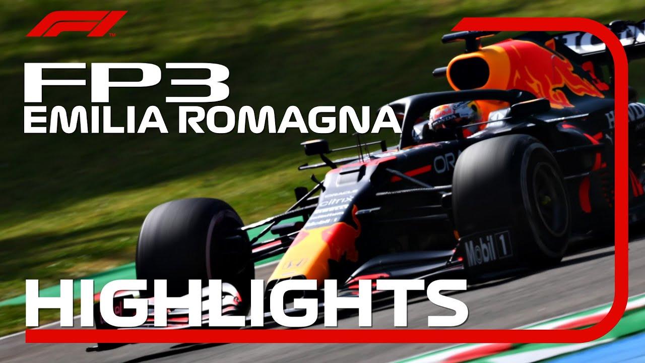 FP3 Highlights   2021 Emilia Romagna Grand Prix