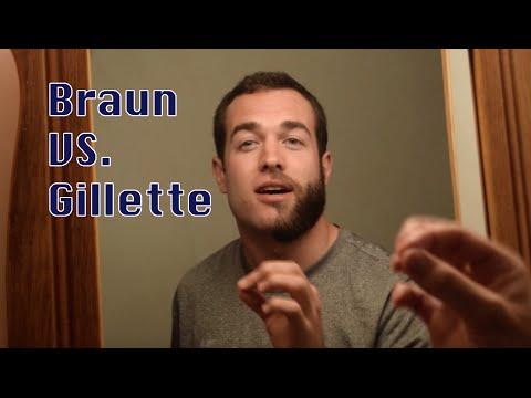 Electric Razor vs. Traditional Shaving - default