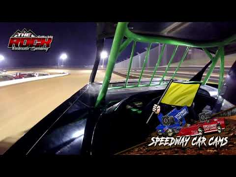#76 Jeremy Creech - Mini Stock - 7-9-21 Rockcastle Speedway - In-Car Camera - dirt track racing video image